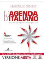 AGENDA DI ITALIANO (3 TOMI) +COMUN.LESS.