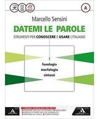 DATEMI LE PAROLE. STRUMENTI PER CONOSCERE E USARE L`ITALIANO BIENNIO Vol. U