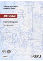 AUTOCAD  IMPARARE DISEGNANDO +CD ROM 2ED